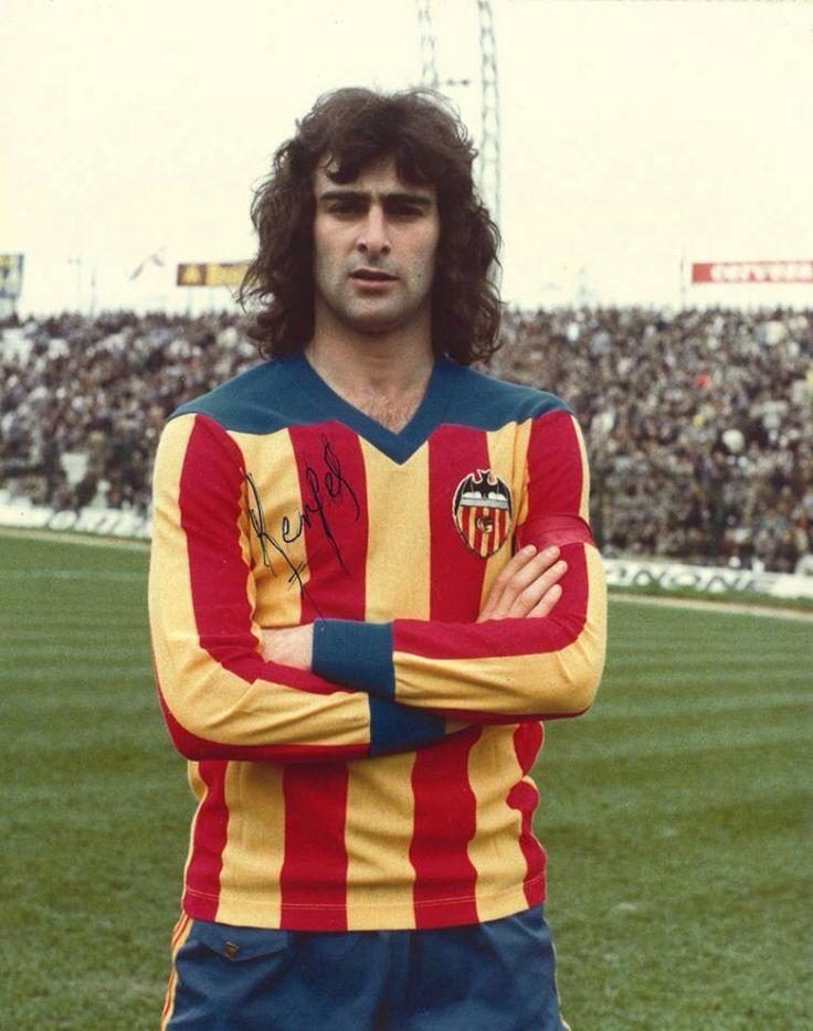 Mario alberto Kempes en Valencia