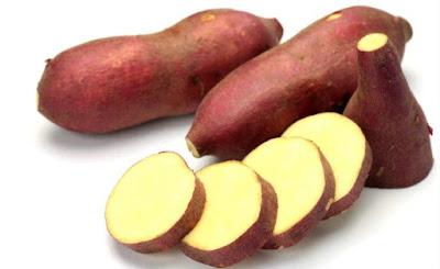 Emagreça com o Shake de batata-doce, perder peso com saúde