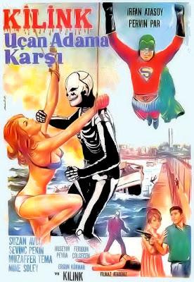 Poster de Kilink vs The Flying Man