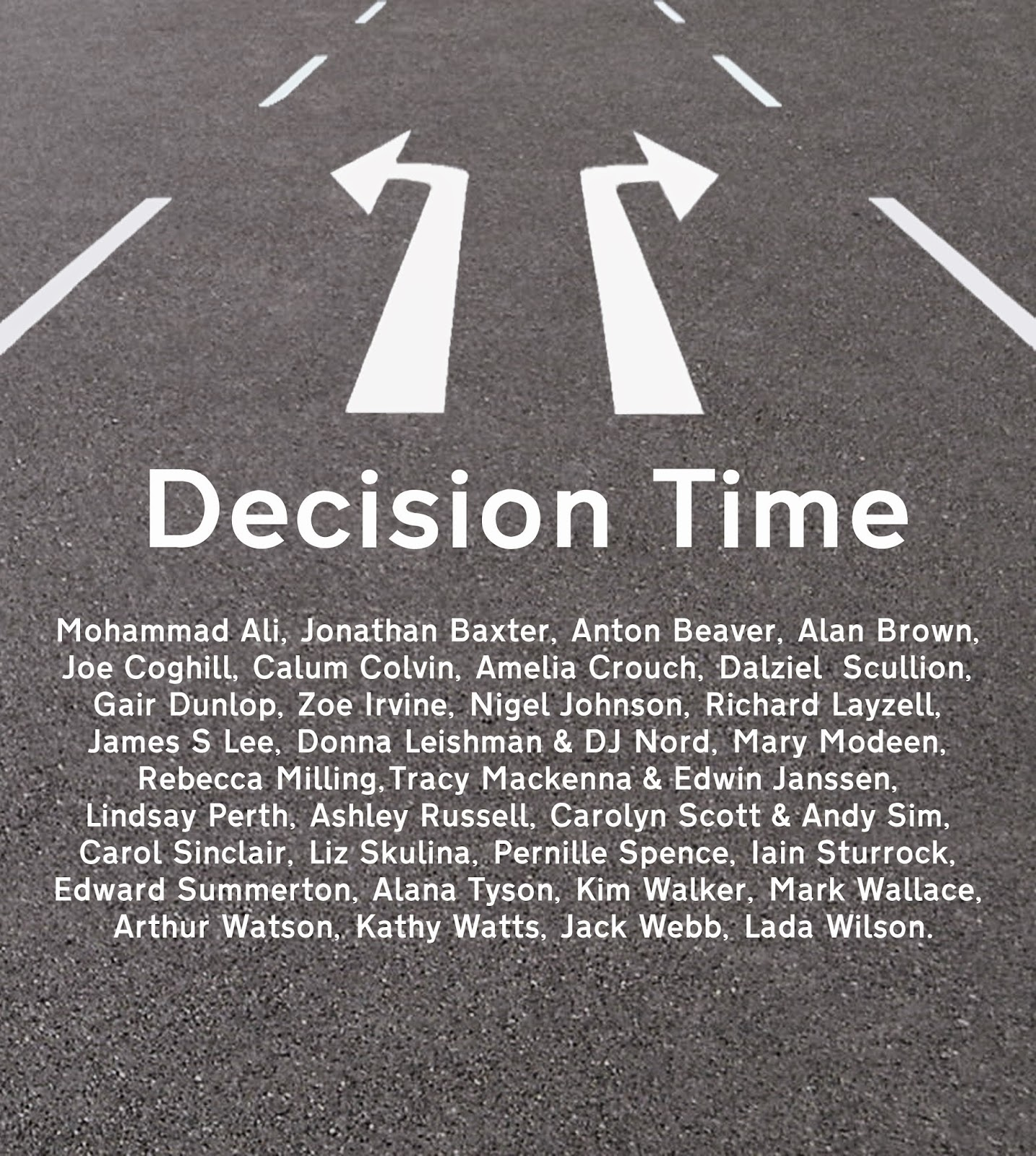 Decision Time image