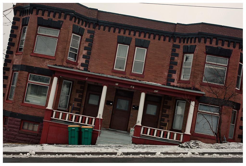 Doctor Ojiplático. Cameron Wittig. Duluth Typologies. Fotografía | Photography