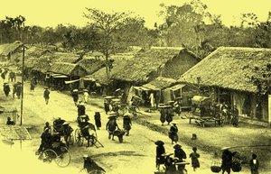 Huế street (Phố Huế)