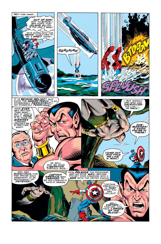 Captain America (1968) Issue #423 #373 - English 16