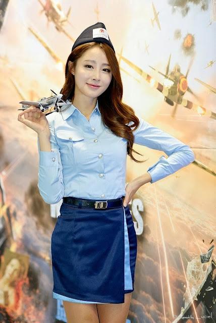 3 Eun Bin - ADEX 2013  - very cute asian girl-girlcute4u.blogspot.com