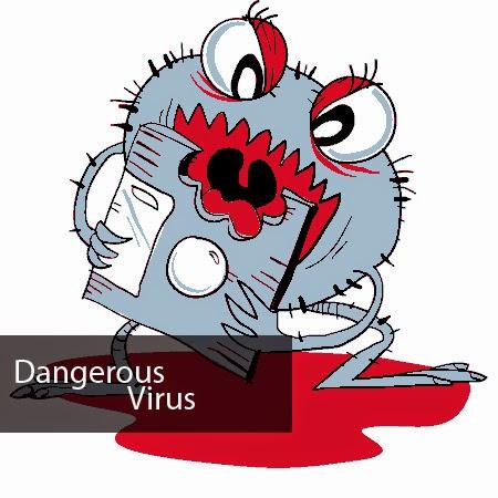 cara mencegah virus internet