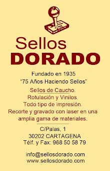 SELLOS DORADO