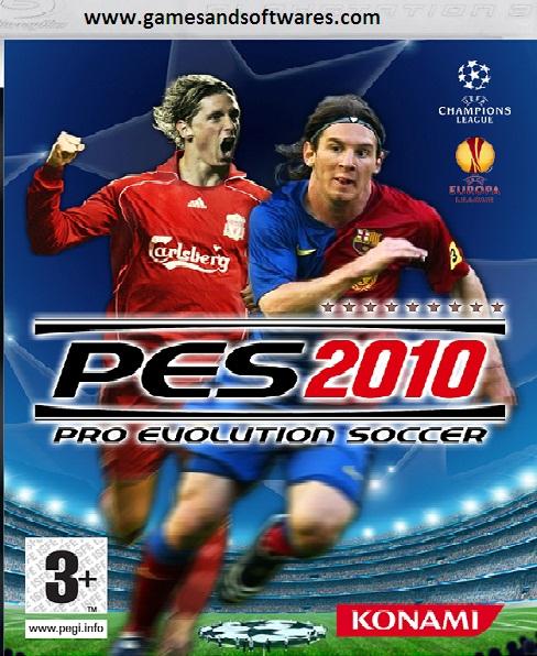 Название издания: PES 2010: Pro Evolution Soccer Русский вариант: - Издат..