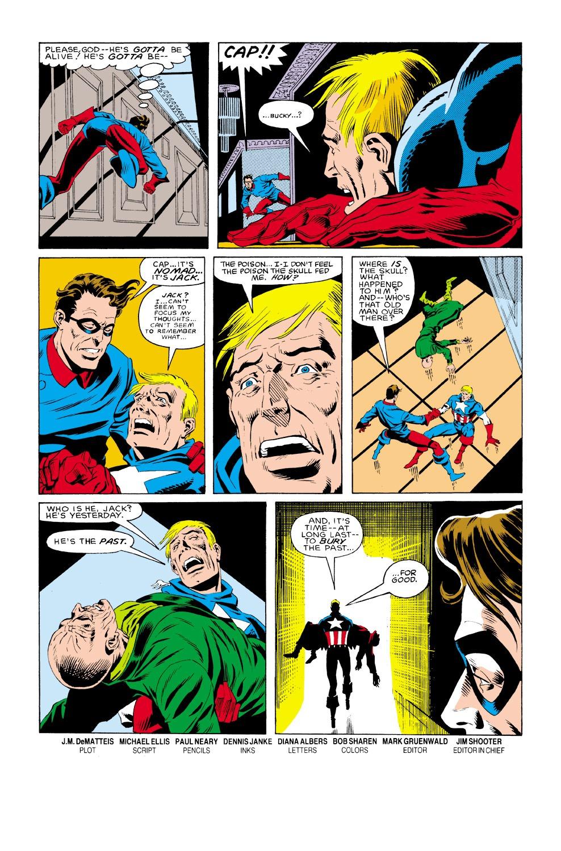 Captain America (1968) Issue #300 #228 - English 22