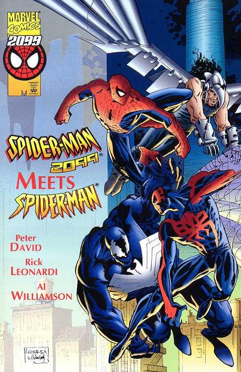 Homem Aranha e Homem Aranha 2099