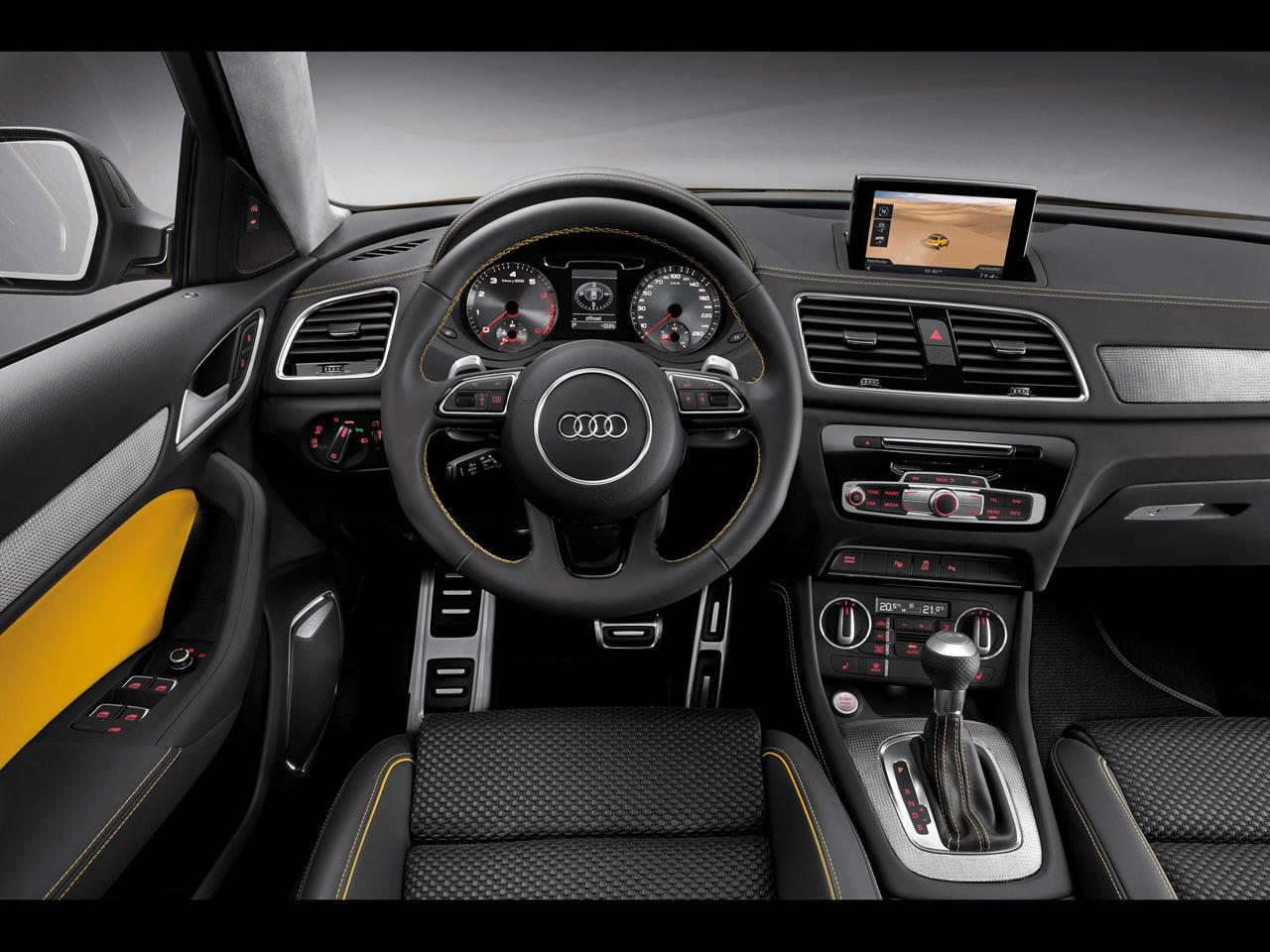 صور سيارة أودي Q3 جين لونغ