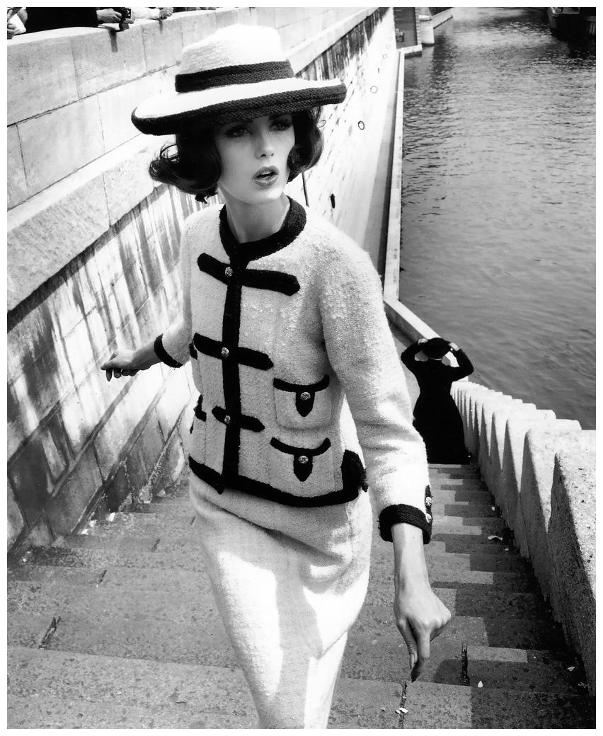 History of chanel fashion 73