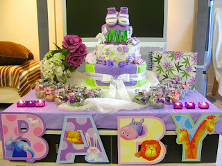 Idea Cute Baby Shower Decorations