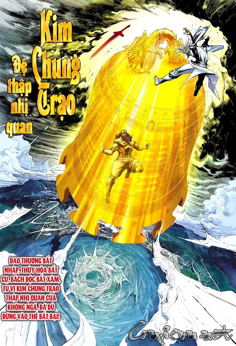 Vương Phong Lôi 2 Chapter 44 - Trang 30