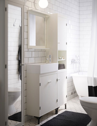 per chi invece desidera arredare il bagno con ikea e i suoi articoli c anche silveran con questa collezione si possono optare articoli dallo stile pi