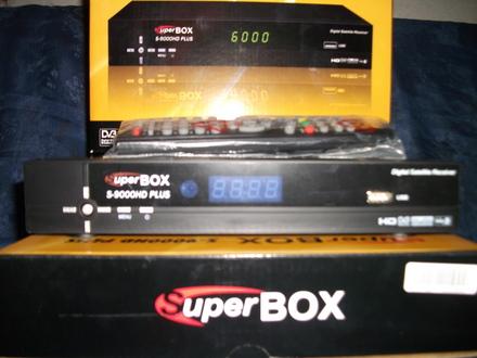 ATUALIZAÇÕES SUPERBOX S9000 HD 4/09