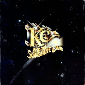 KC AND THE SUNSHINE BAND LP