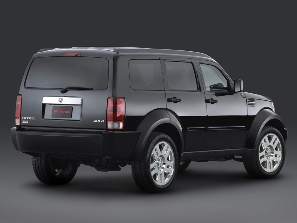 2014 Dodge Nitro Wallpapers