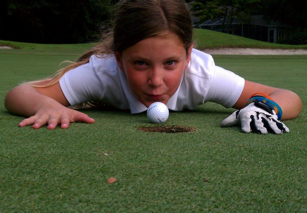 John Reger PGA -Junior Golf Photo Album