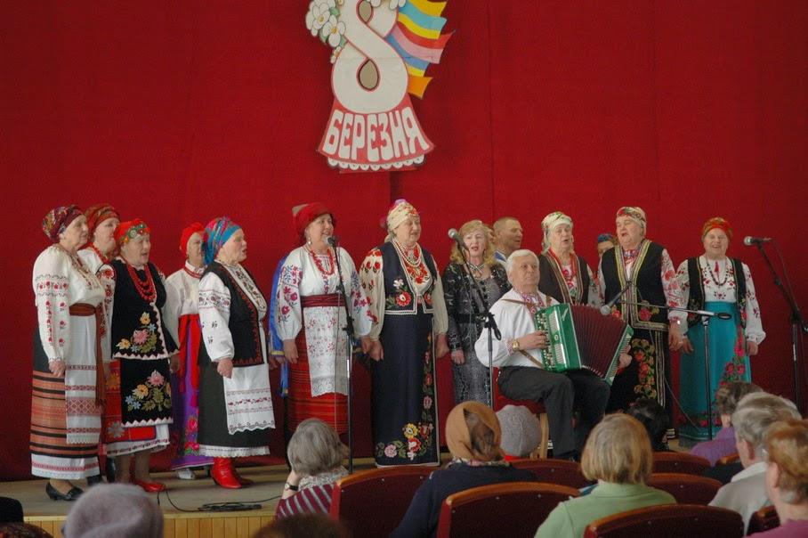 Фото Виталия Бабенко:хор Киевская Русь