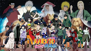 15 Soundtrack Naruto Shippuden Terbaru dan Terbaik