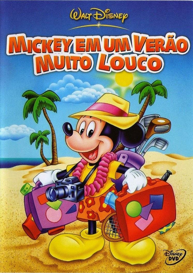 Mickey em Um Verão Muito Louco – Dublado (2005)
