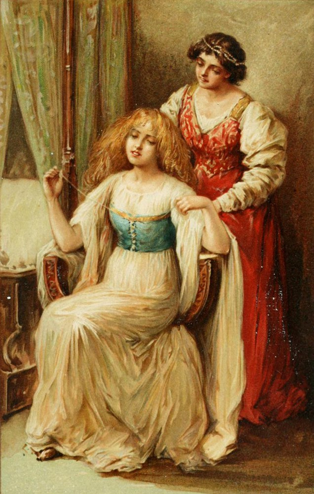an examination of the unnaturalness in the marraige of desdemona and othello in the perspective of w Start studying othello questions learn vocabulary this would give roderigo a chance w desdemona he died of grief over her marriage to othello what happens.