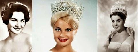 Misses Universo 60 - 61 - 62
