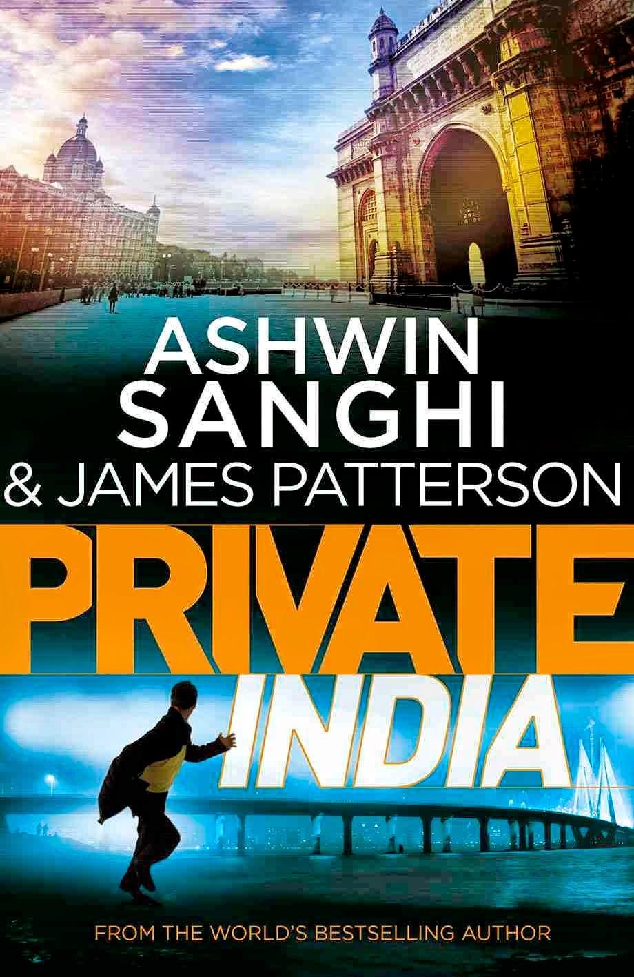 private india book, ashwin sanghi, james patterson