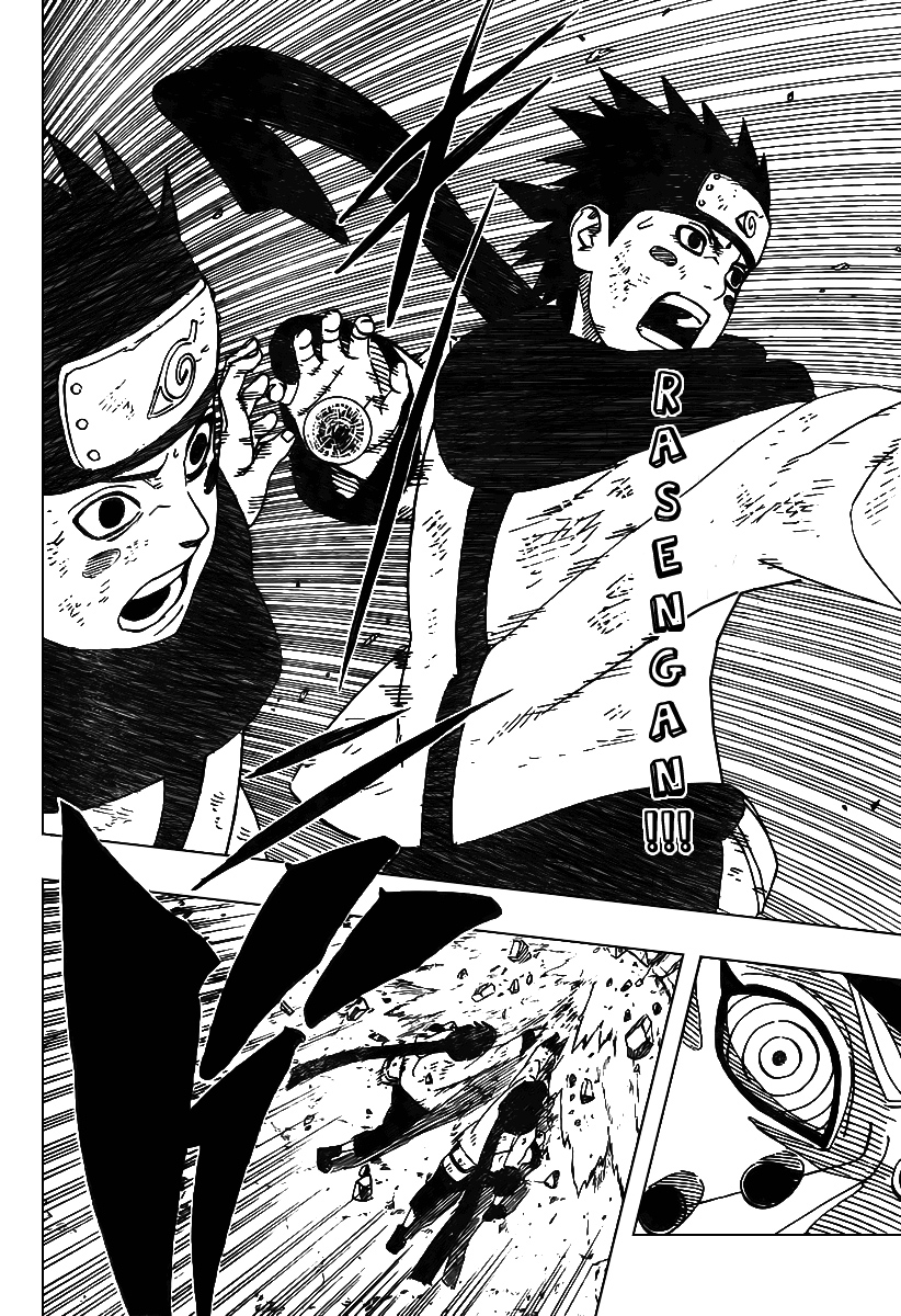 Naruto chap 428 Trang 6 - Mangak.info