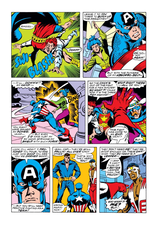 Captain America (1968) Issue #217 #131 - English 14