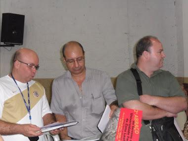 Reunião da Comissão do Observatório de Políticas Públicas/UNIFESP Zona Leste