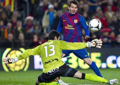 Barcelona 4 - 0 Osasuna (3)
