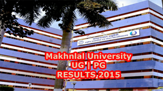 Makhanlal University BCA DCA PGDCA Result 2015, MCU UG/PG Degree Result 2015 Score Card, MCU B.A, B.Com, B.Sc Result 2015 mcu.ac.in DCA BCA MCA MBA Result 2015, Makhanlal Chaturvedi Rashtriya Patrakarita Vishwavidyalaya Undergraduate / Postgraduate 1st 2nd 3rd year Result 2015