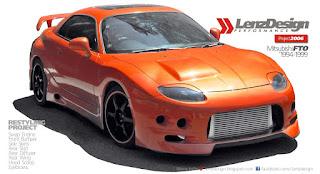 Mitsubishi FTO  '1994-1999