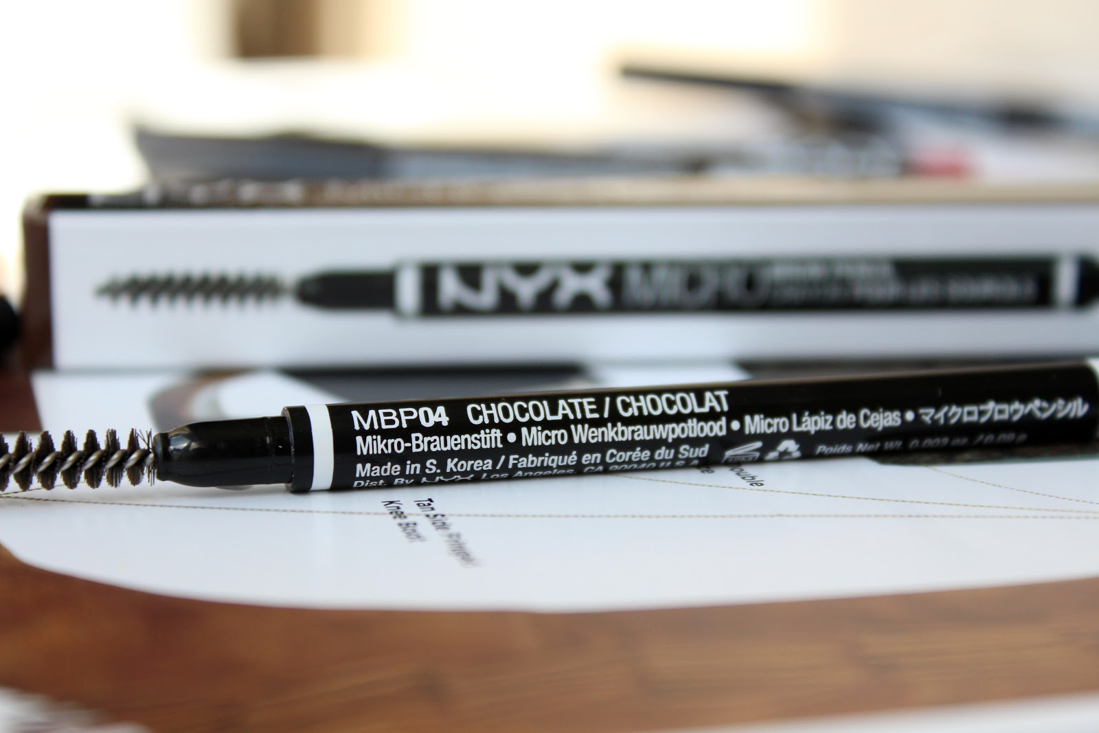 NYX Cosmetics Brow Pencil