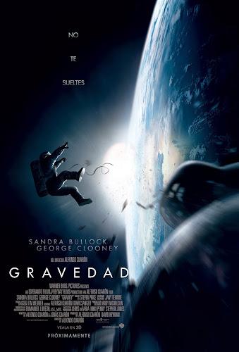 Gravedad (2013) DVDRip Latino MG-PL