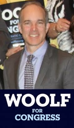 Aaron Woolf For Congress!