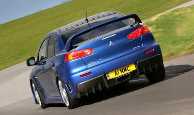 2010 Mitsubishi Lancer Evolution X FQ-400