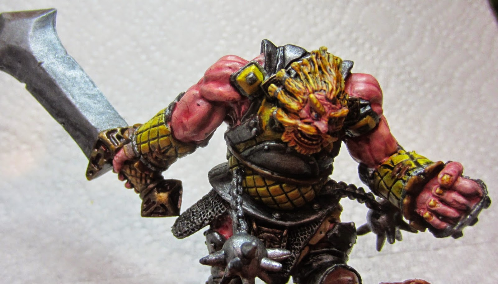 fire giant miniature - photo #32