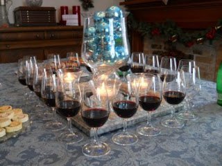 Setup wine tasting in your home