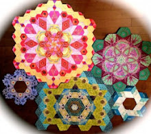 The New Hexagon - Millefiori Quilt Along