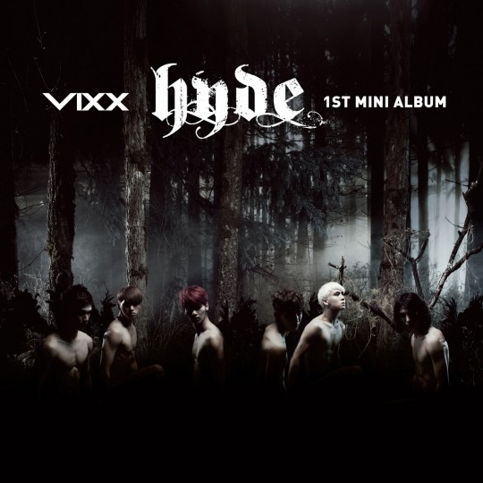 VIXX (빅스) - hyde [1st Mini Album]
