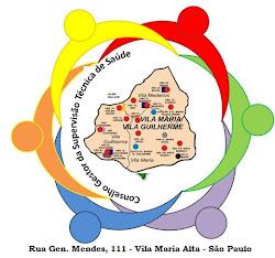 Mapa da STS VMVG