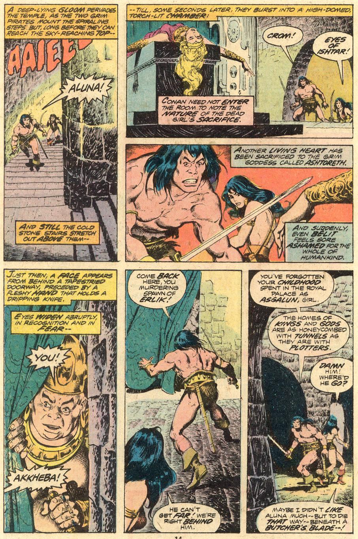 Conan the Barbarian (1970) Issue #71 #83 - English 9