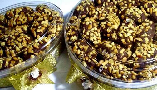 Resep Kue Coklat Kacang