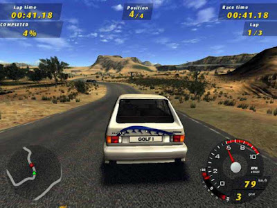 Volkswagen GTI Racing PC Version Game