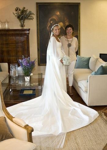 Vestidos de novia maria bonita