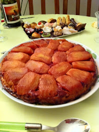 tarte tatin de Catherine