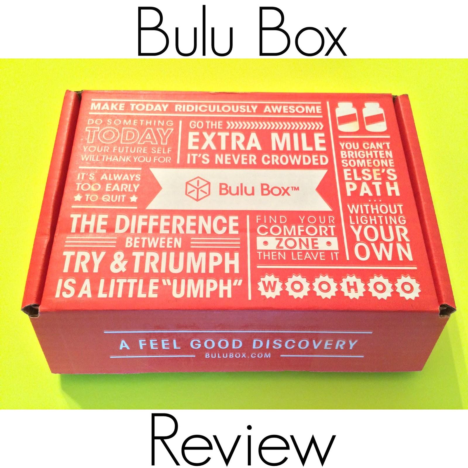 Carlee Mcdot Review Bulu Box