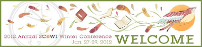 The 13th Annual Society of Children's Book Writers and Illustrators Winter Conference.
